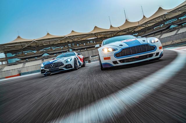 Yasmarina Circuit – Abu Dhabi