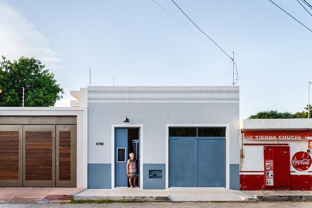 Blue House | Paralelo 20