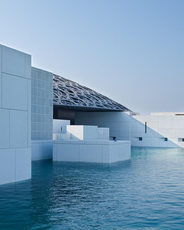 Louvre Abu Dhabi | Ateliers Jean Nouvel