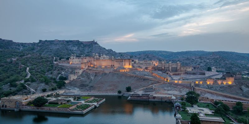 Magnificent Amber Fort