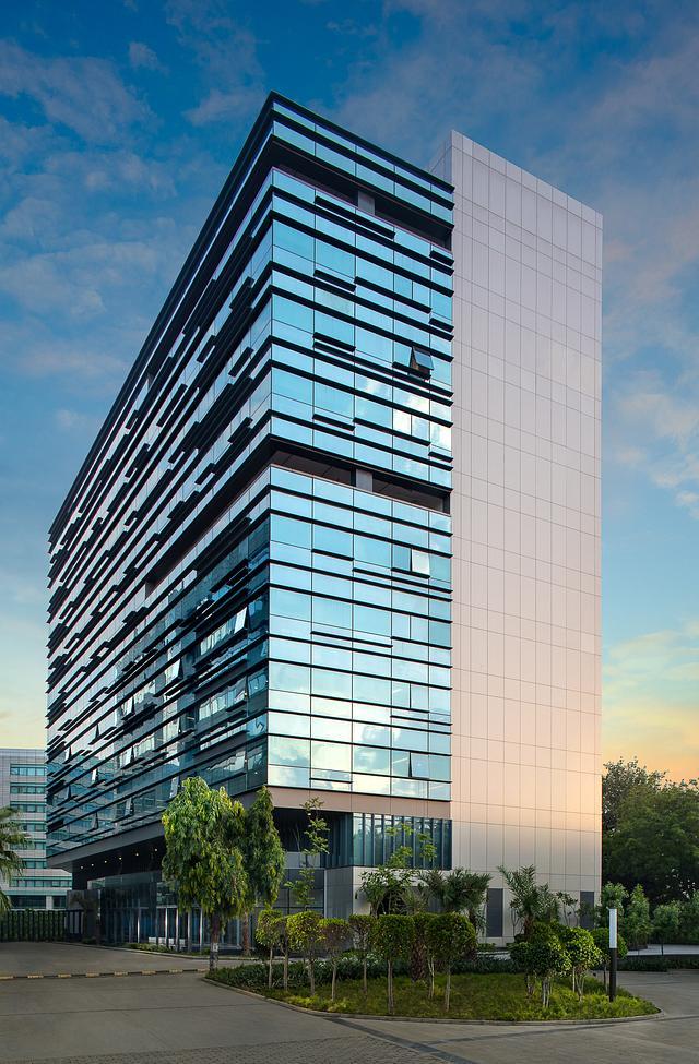 Brookfield Properties India- Gurgaon- Real Estate Photography 2