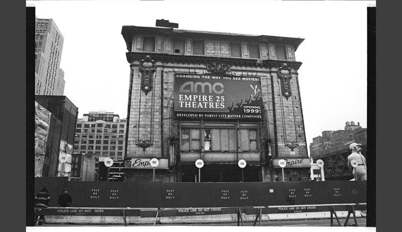 Empire Theater Move 1998