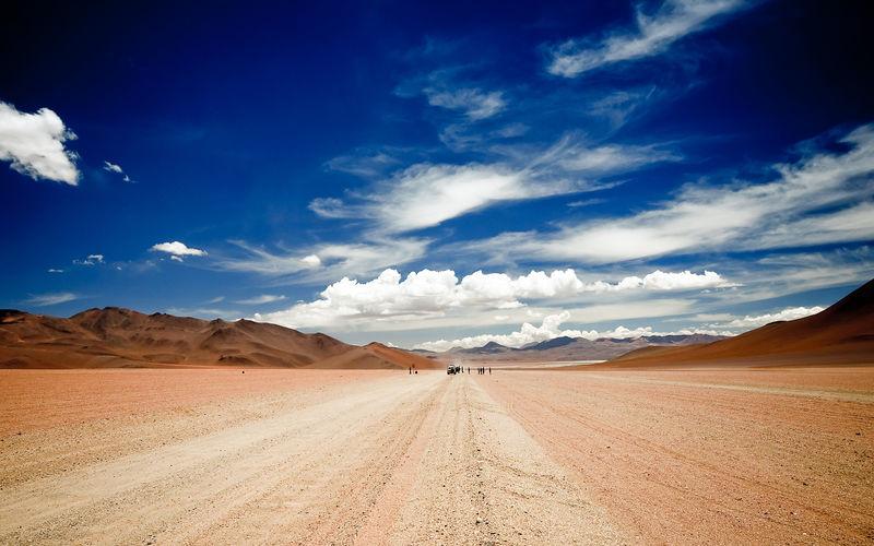 DESIERTO DE DALI, BOLIVIA