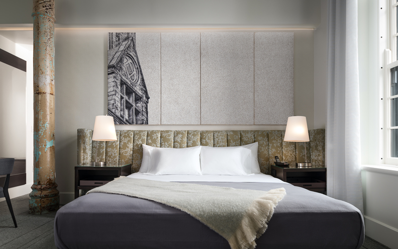 AIA Historic Preservation Award, Hotel Henry - Flynn Battaglia Architects