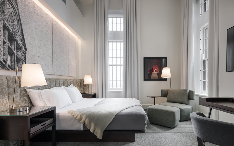 Hotel Henry Standard Room