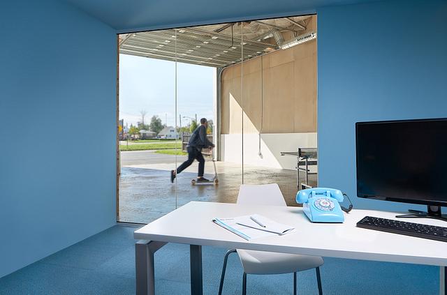 Adam Sokol Architects - Arbeit