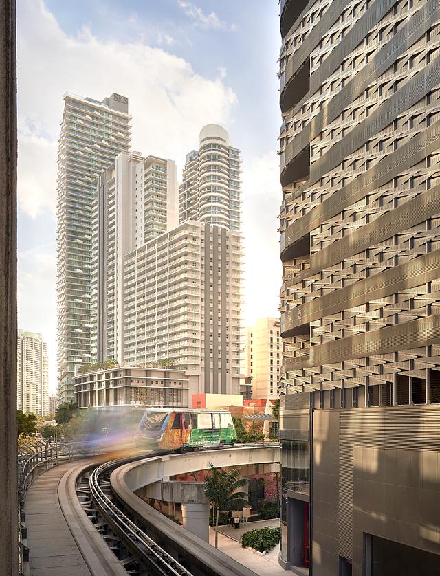 Miami Brickell area Development
