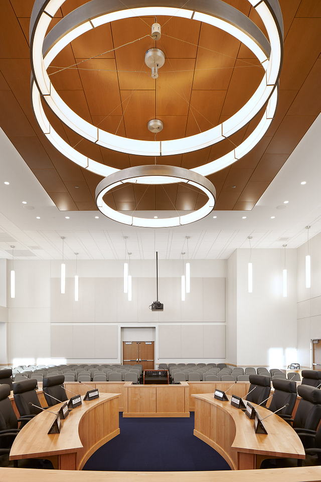 CPL - Orange County Government Center