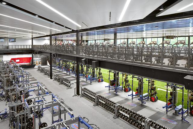 Populous Architects - New Era Training Facility
