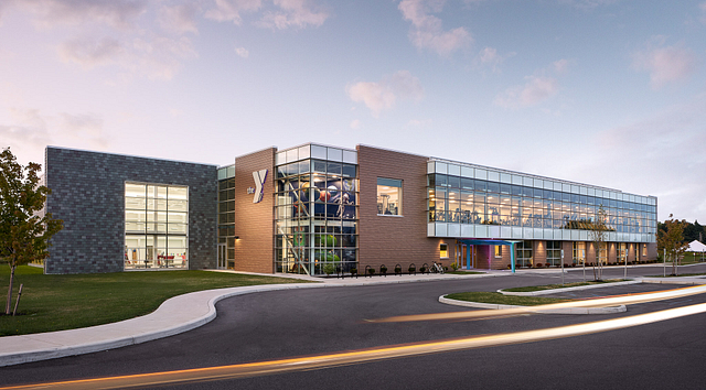 CJS Architects - Lockport YMCA