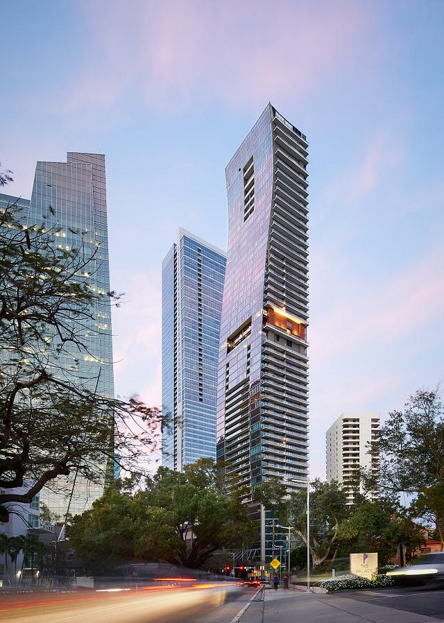 Echo Brickell by CFE architects, Miami FL