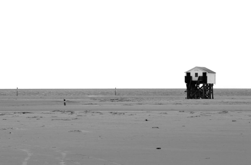 """Small House"", St. Peter Ording / 03, 2014"