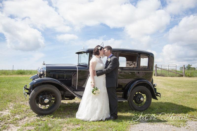 Jason and Michelle Wedding