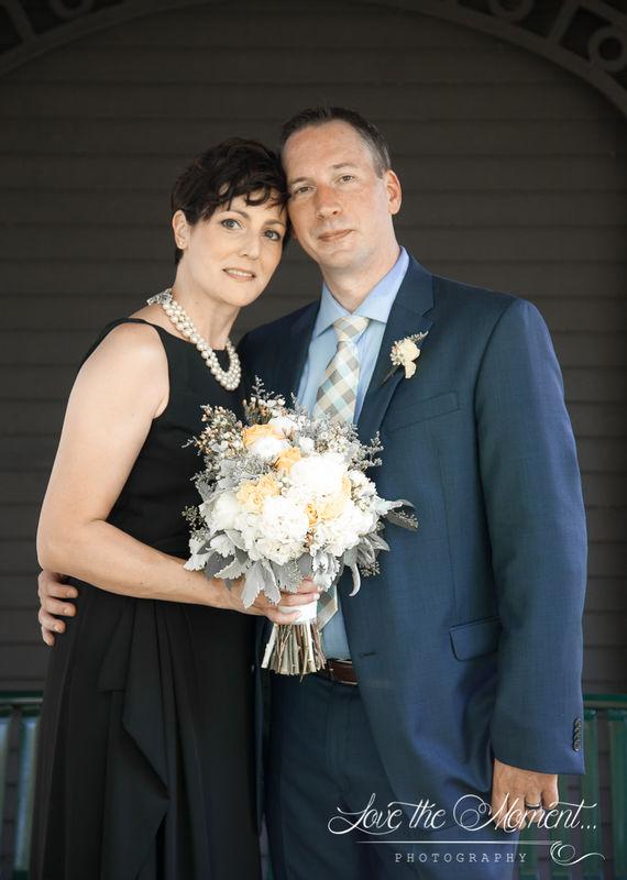 Matt and Christine Wedding Parkwood Estates