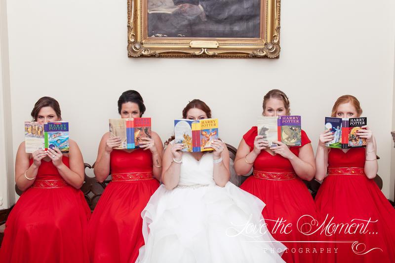 Harry Potter Theme Wedding At Trafalgar Castle Whitby