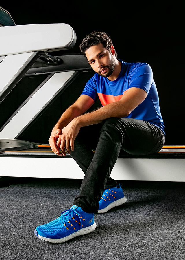 Siddhant Chaturvedi for Skechers