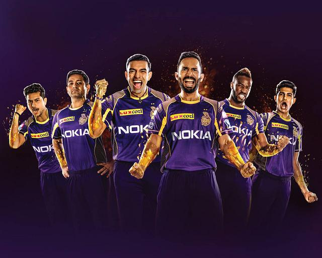 Kolkata Knight Riders - Advertising