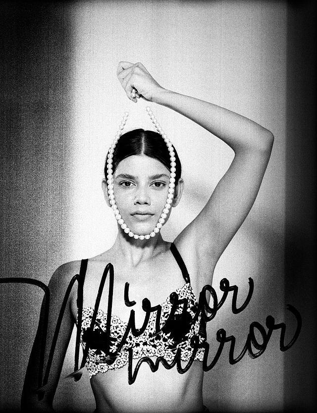 Happy - Sad, Mirror Mirror Magazine, Amsterdam, June 2020