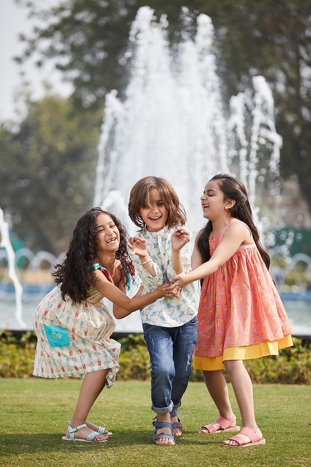 Fabindia Kids - Campaign