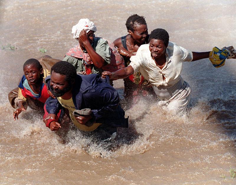 MOZAMBIQUE FLOODS