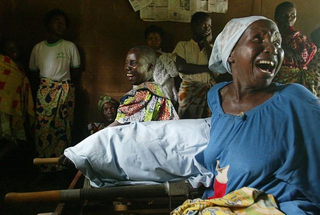 CONGO ANOTHER VICTIM