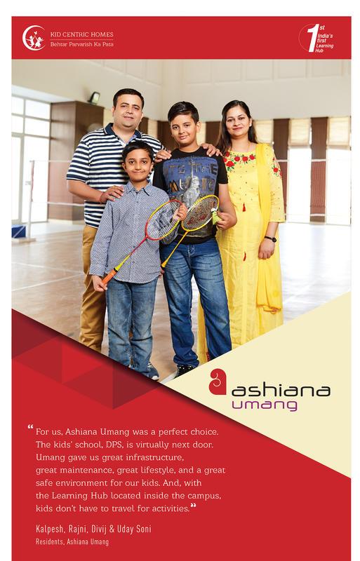 Ashiana Umang Testimonials Ads-1