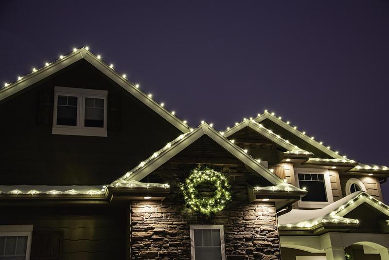 Heroes Holiday Lighting