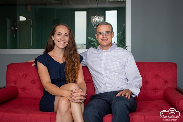John & Rachel Steier