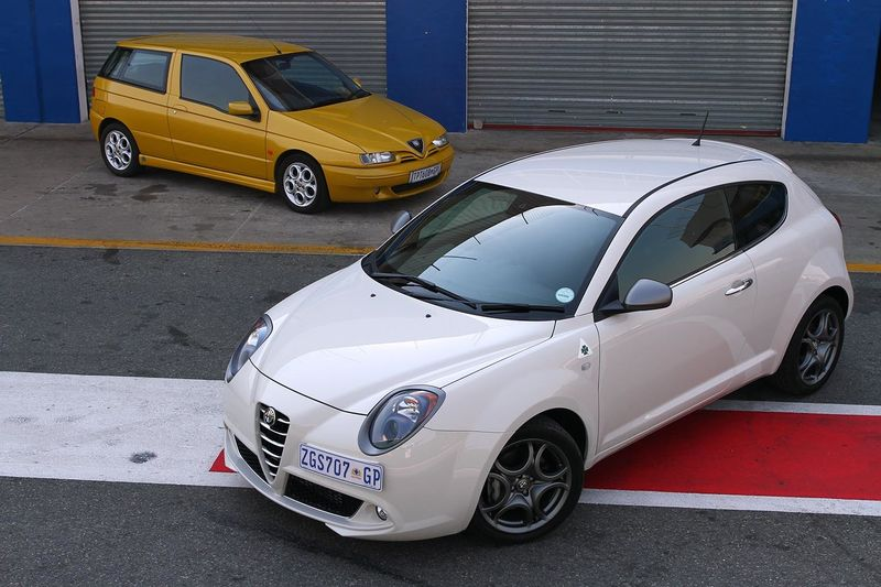 Alfa Romeo 145 and Alfa Mito