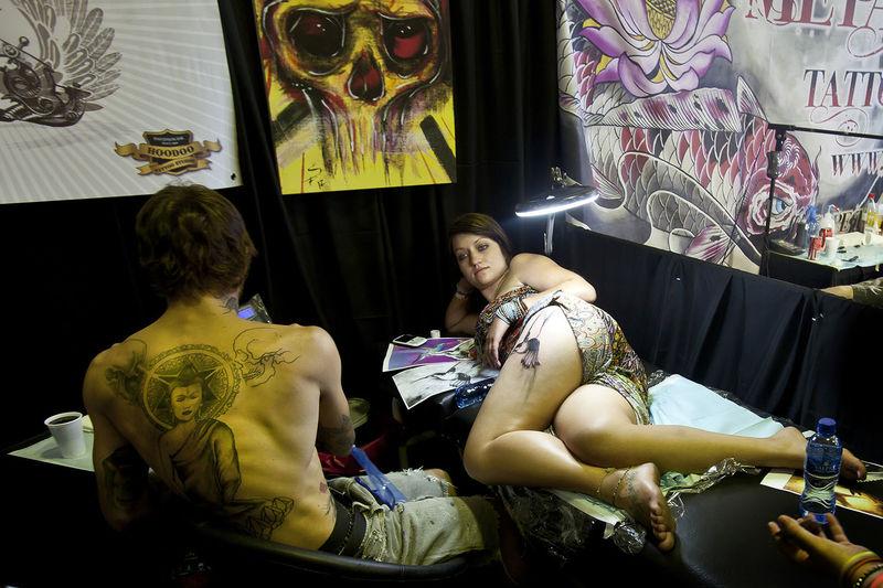 Tattoo Extravaganza