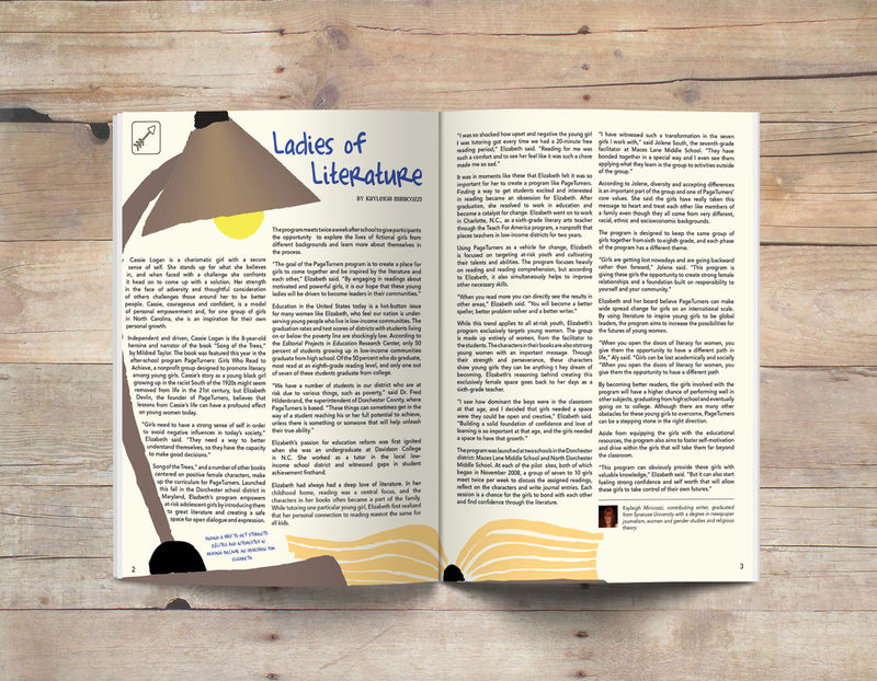 Editorial Design for Alive Magazine