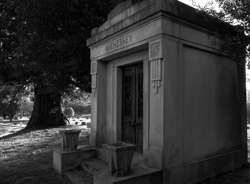 Tomb For One