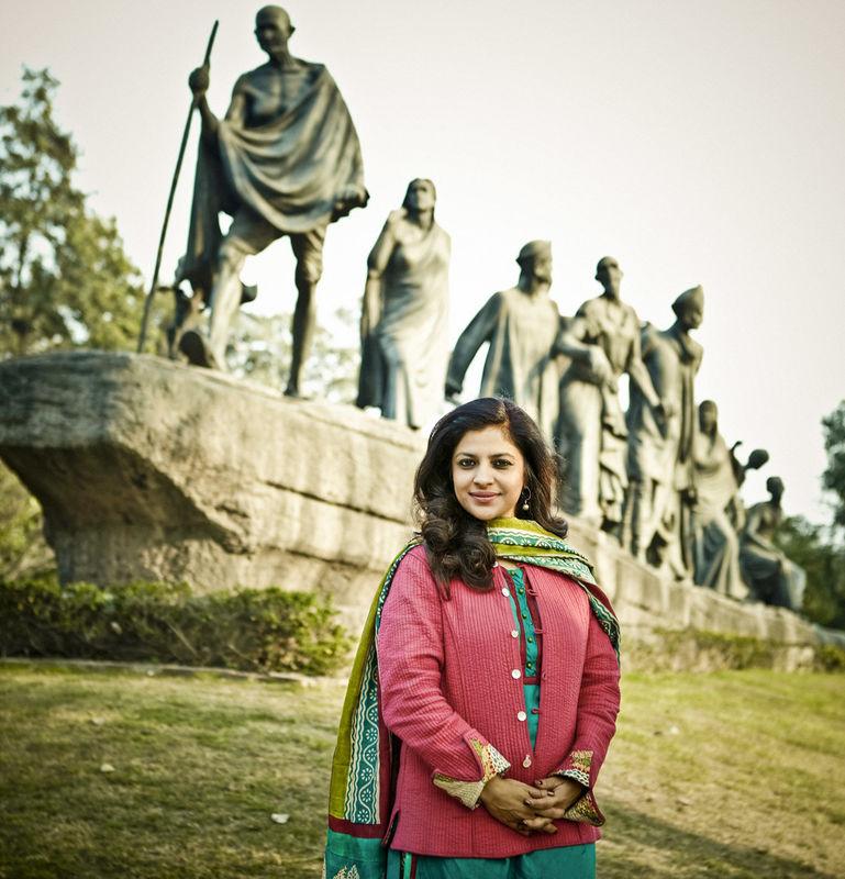Shazia Ilmi - Femina Magazine
