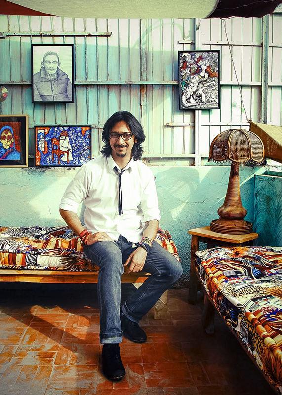 Nitin Bal Chauhan - Femina Magazine
