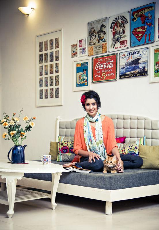 Nida Mahmood - Femina Magazine