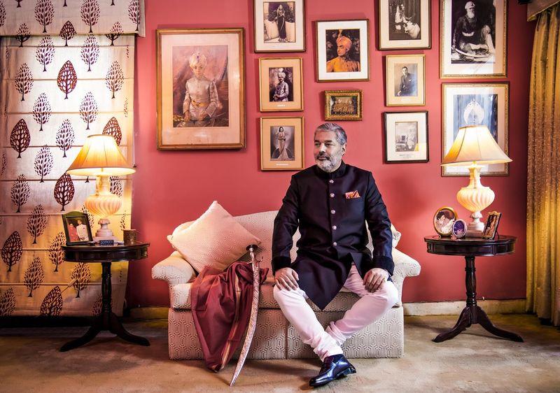 Tikka Shatrujit Singh - Icon Magazine