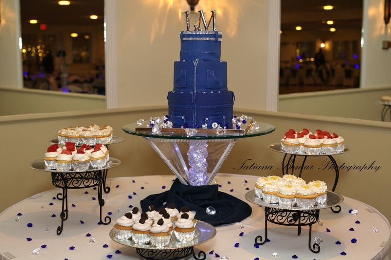 DENIM & DIAMONDS 50TH BIRTHDAY BASH