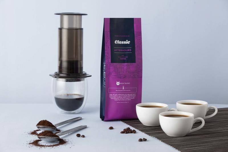 Client: Classic Coffee