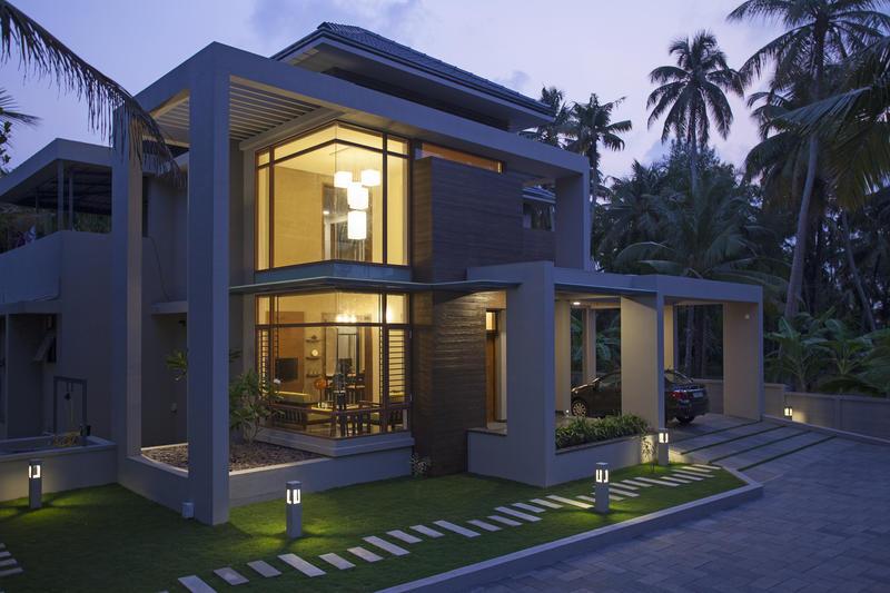 Residence of Aravind