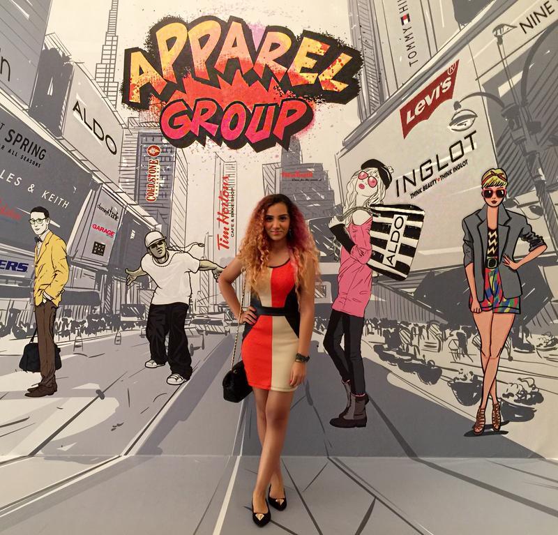 Club Apparel's Event