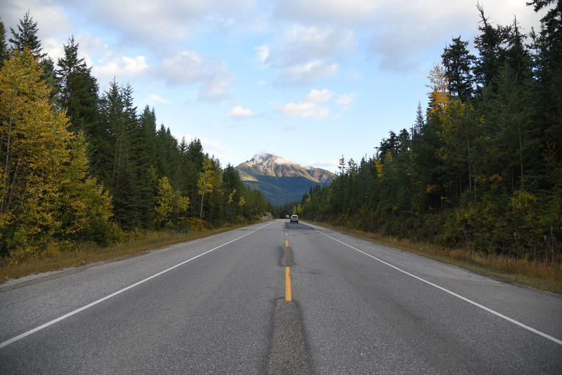 B.C. Roads