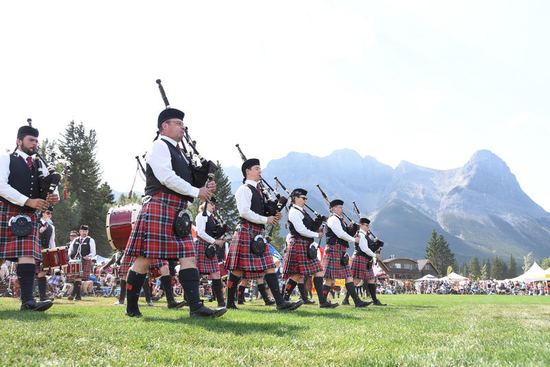 Canmore Highland Games 2017