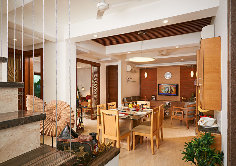 Malhotra Residence, Gurgaon - Architect Manu Malhotra