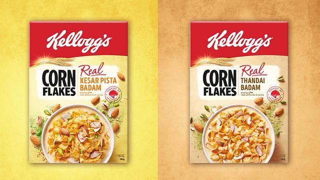 Kellogg's Cornflakes | Design Bridge