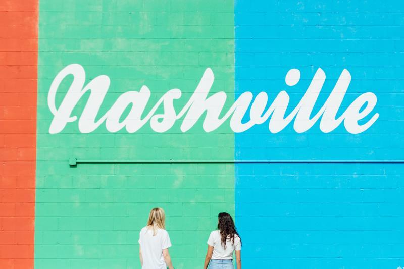 Nashville City Brand Identity