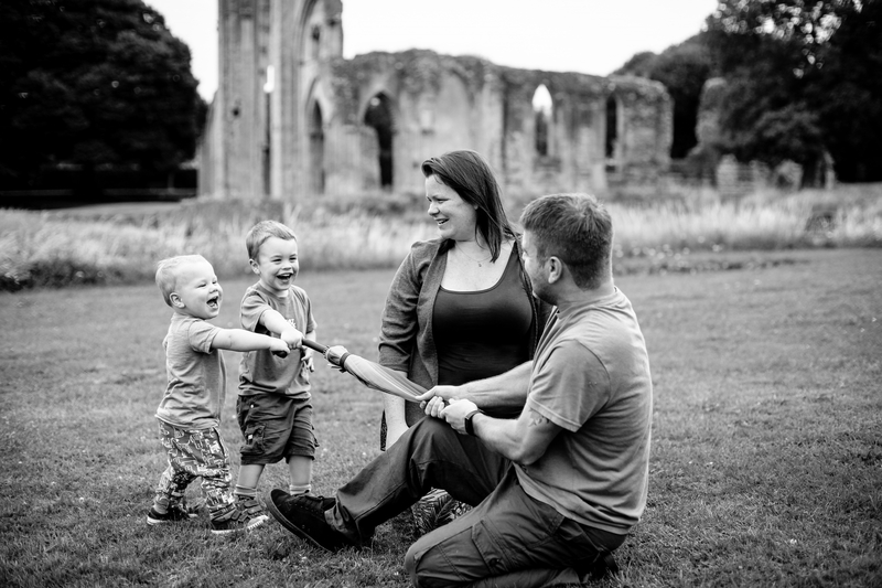 The Starks - Glastonbury Abbey