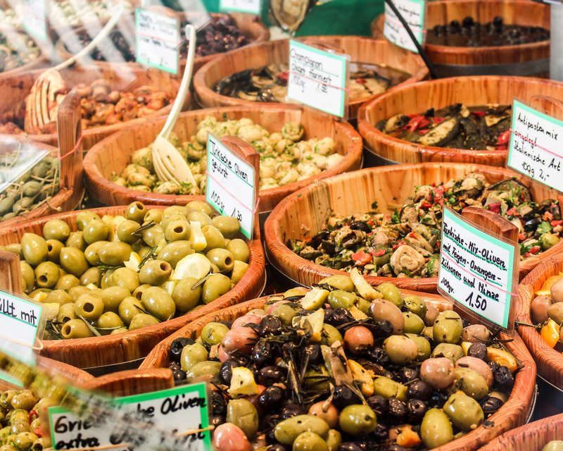Olives - Munich, Germany