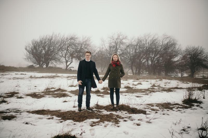Engagement  |  Elizabeth + Dan