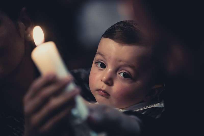 Batizado Antonio Alves
