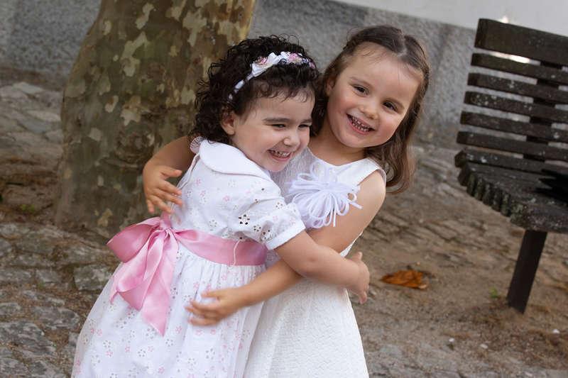 Batizado Matilde e Carolina